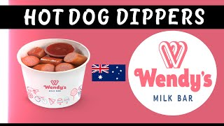 Wendy's Hot Dog Dippers (Fast Food Review)