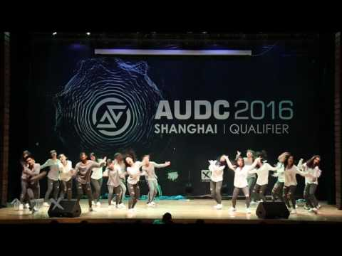 2016AUDC SHANGHAI QUALIFIER East China University of Political Science and Law
