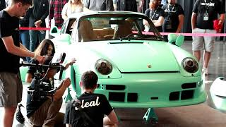 RWB RAUH-Welt BEGRIFF Seattle #5 Build - Day 1 - LeMay Auto Museum