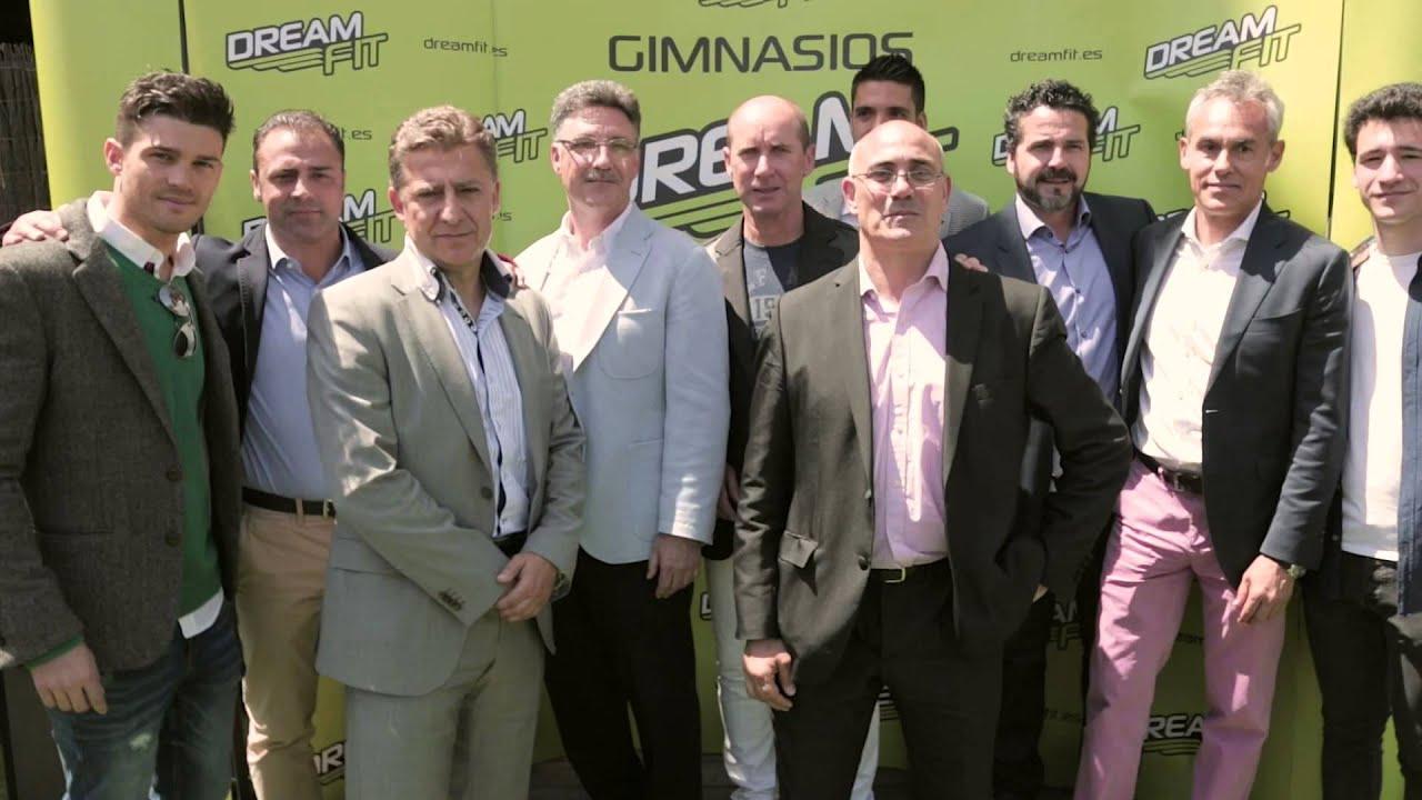 Inauguracion dreamfit villaverde youtube for Gimnasio dreamfit