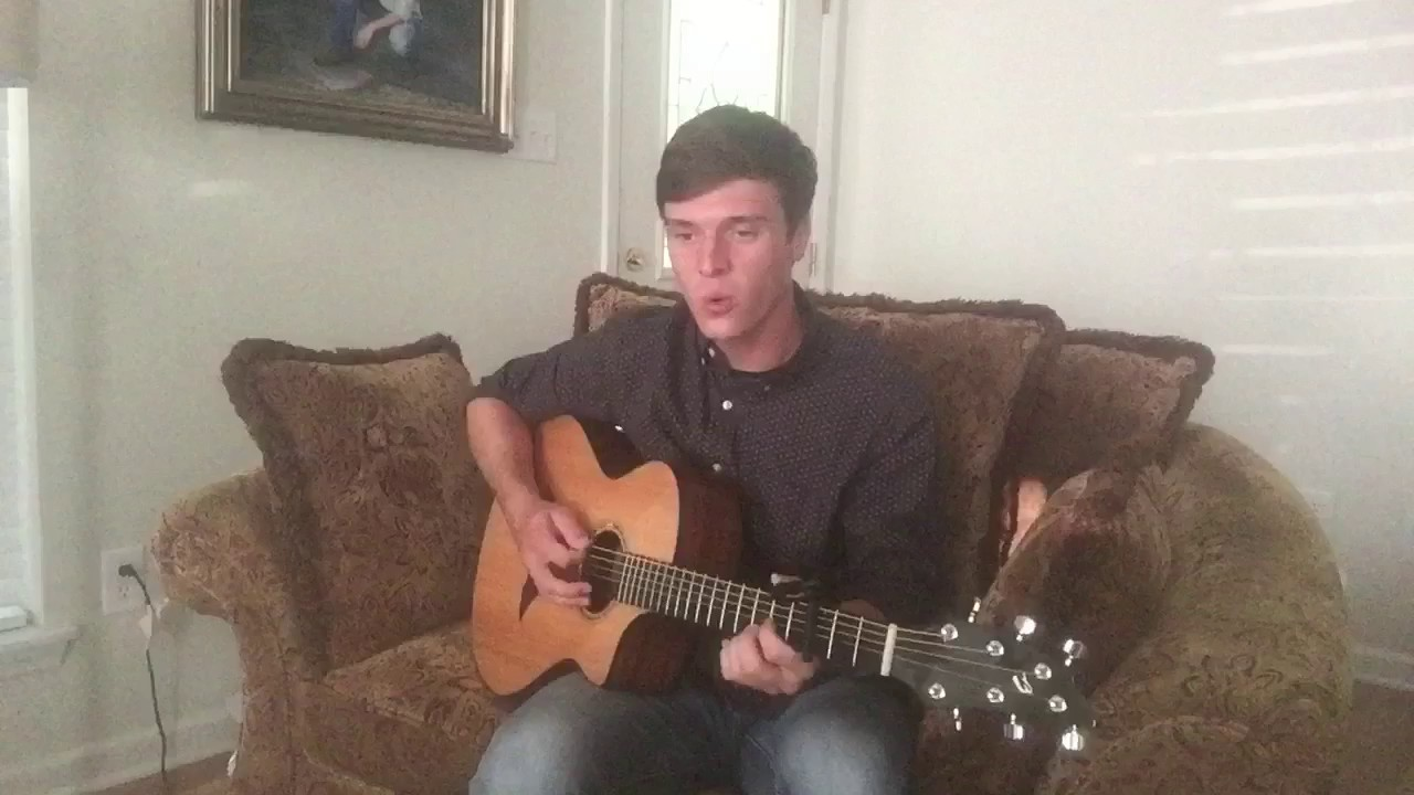 Broken Halos - Chris Stapleton (Cover by Ben Parker)