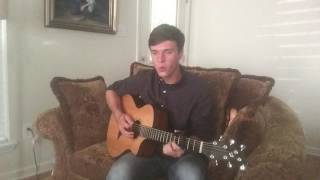 Broken Halos - Chris Stapleton (Cover by Ben Parker)
