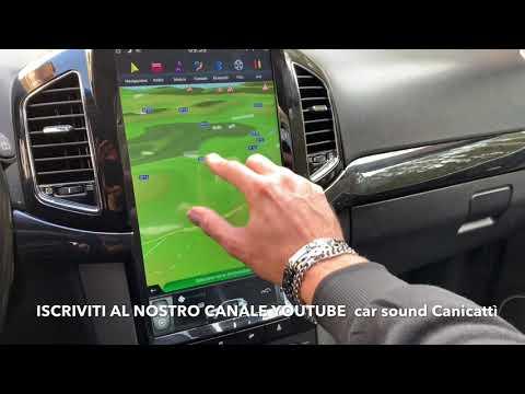 Tesla Vertical Su Chevrolet Captiva