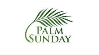 Palm Sunday | Reverend Iain Osborne