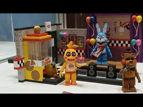 Five Nights At Freddys Mcfarlane Toys 2019 Lineup