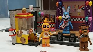 Five Nights At Freddy's Mcfarlane Toys 2019 Lineup!