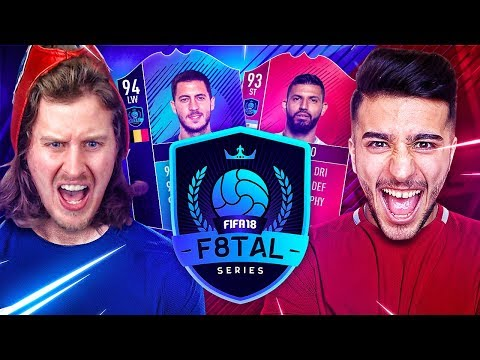 THE CRAZIEST GAME OF MY LIFE! F8TAL HAZARD vs CANISPORTS! FIFA 18 ULTIMATE TEAM