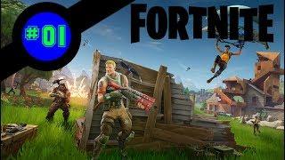 Dwoje debili gra w Fortnite | [#01]