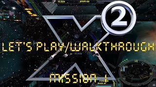Let's Play/Walkthrough :: Mission 1 (Go to Teracorp HQ):: X2 The Threat