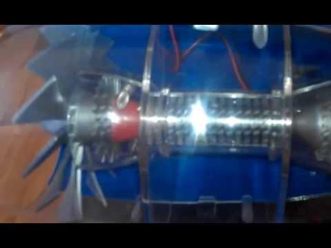 Airfix Jet Engine Model Youtube