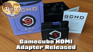 GameCube HDMI Adapter Released - #CUPodcast