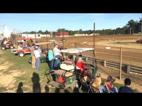 Charleston Speedway 06 27 17 Gary Qualifying