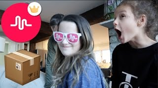 A Musical.ly Unboxing