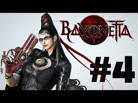 Bayonetta (PC) Longplay - 04 [Chapter 04]
