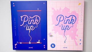 Unboxing | Apink Mini Album Vol. 6 - Pink Up (A + B Ver.)