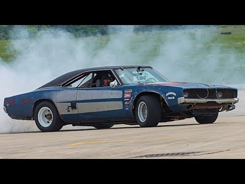Say Hello to The Death Metal Dodge Charger! Finnegan's Garage Ep.76