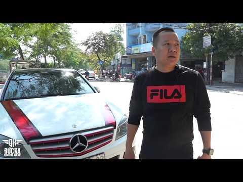 Cảm xúc khách hàng khi dán tem xe ô tô xong tại Đức Ka