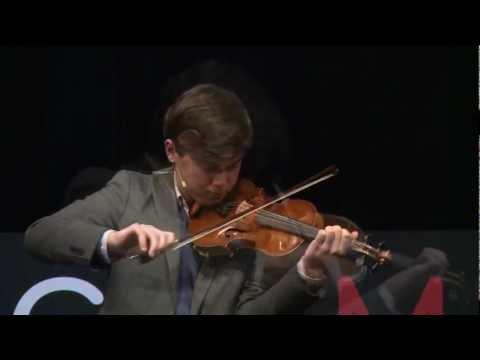 Benjamin Beilmann Violinist (2012 WORLD.MINDS)
