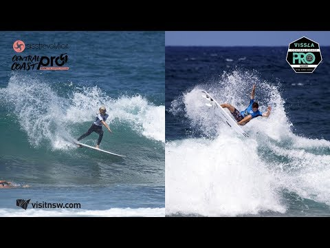 Vissla Central Coast Pro - Final