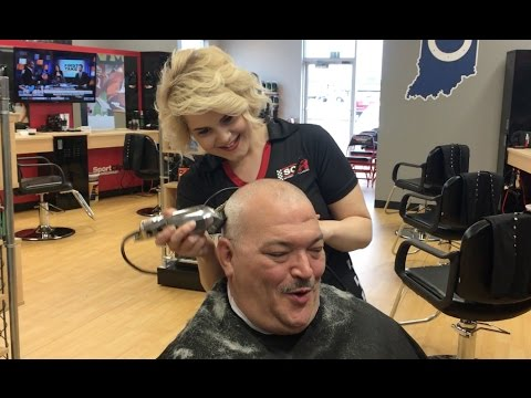 how much is a sports clip haircut jimmie gets the mvp treatment at the new evansville 5519 | hqdefault