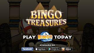 Bingo Blitz - Bingo Treasures Trailer