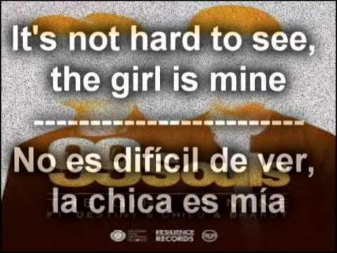 99 Souls - The Girl Is Mine /Lyrics/Subtitulada al Español/Letra