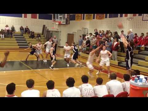 Wall Boys Basketball (64) Vs. Middletown High School South (72), 1/23/18.