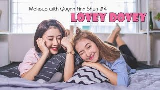 Quynh Anh Shyn - Makeup with QA #4 x Khả Ngân  : LOVEY DOVEY ♥