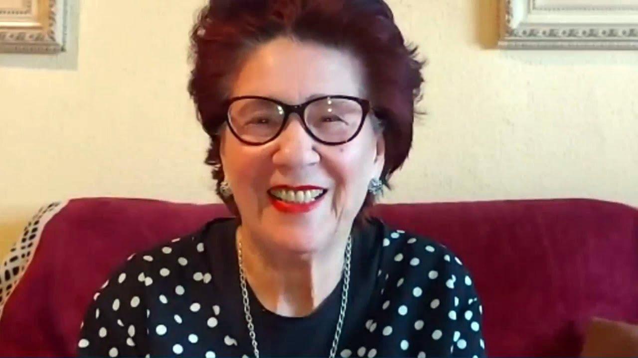 La mujer en el flamenco - Perlita de Huelva
