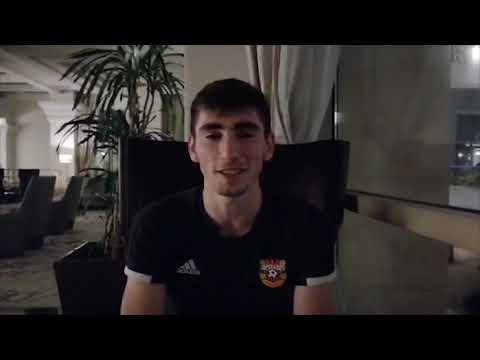 Блиц-интервью Зелимхана Бакаева