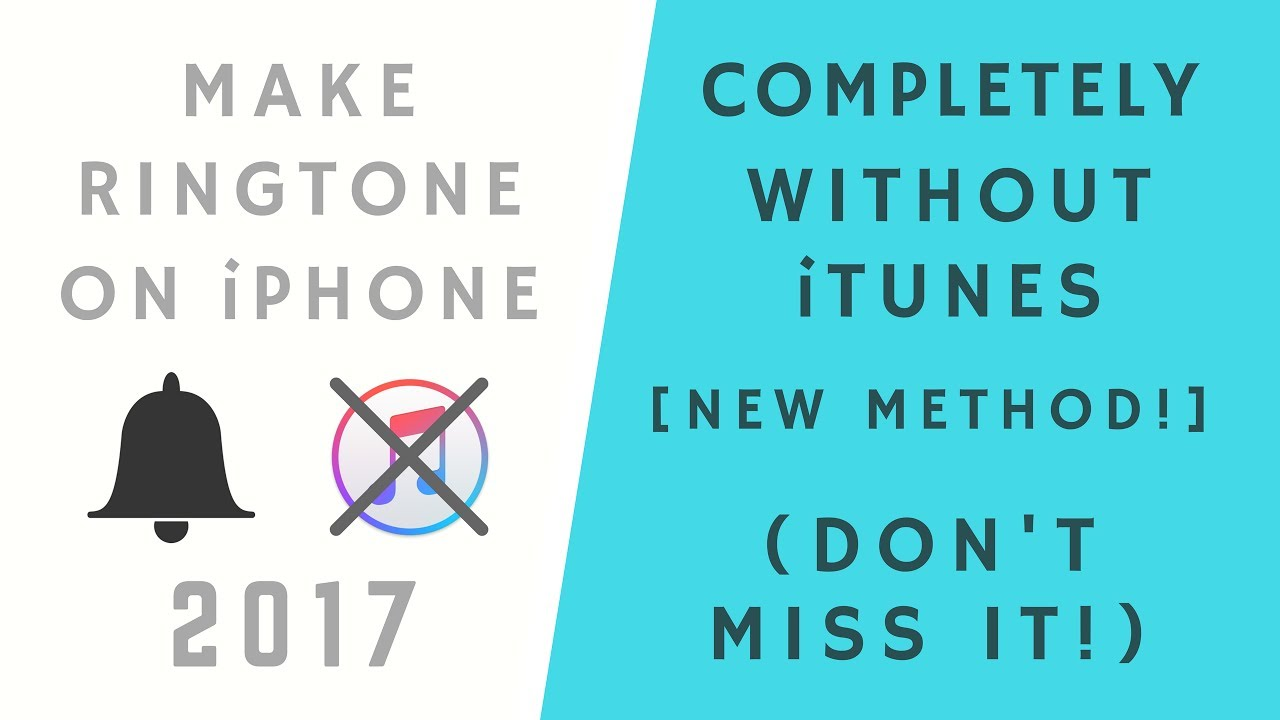 iphone ringtone maker app without itunes sync