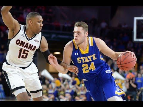 #NCAA | Summit League Championship Final #4 South Dakota State #3 Omaha Mavericks [3/7/2017]