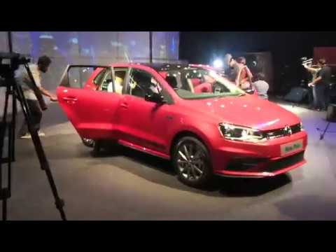 Hindi: 2019 Volkswagen Polo and Vento GT Line Launched