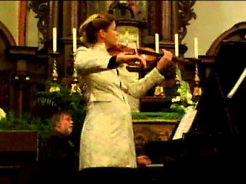 Schumann Sonate a-moll Violine/ Klavier 1. Satz