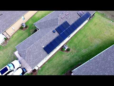 Sunshine Solar Group - 8.99KW Solar Electric System