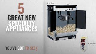 Top 10 Paragon Specialty Appliances [2018]: Paragon Contempo Pop 8 Ounce Popcorn Machine for