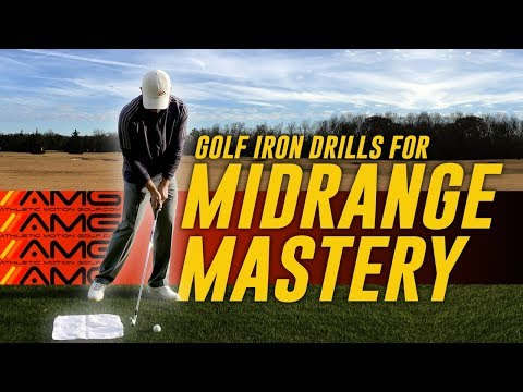 Master Your Mid-Irons With These Drills 😱