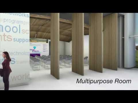 Virtual Tour of New GVSU Library