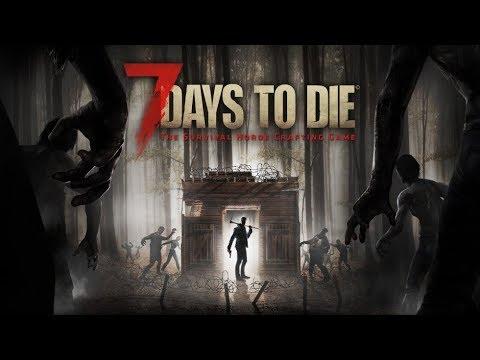 7 Days To Die   (German HD) #002    da sind wa wieder  ...