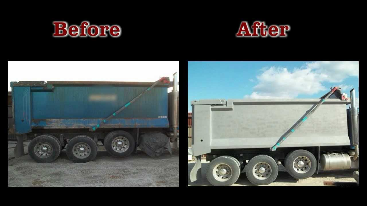 Cleaning Truck Bed Statistics