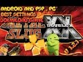 metal slug game XX for android psp, pc and best settings for ppsspp dwonload game
