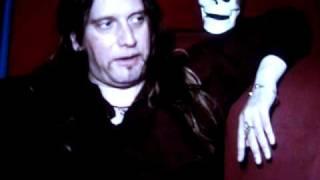 Gavin Baddeley talks about Cradle of Filth (2 - 5)