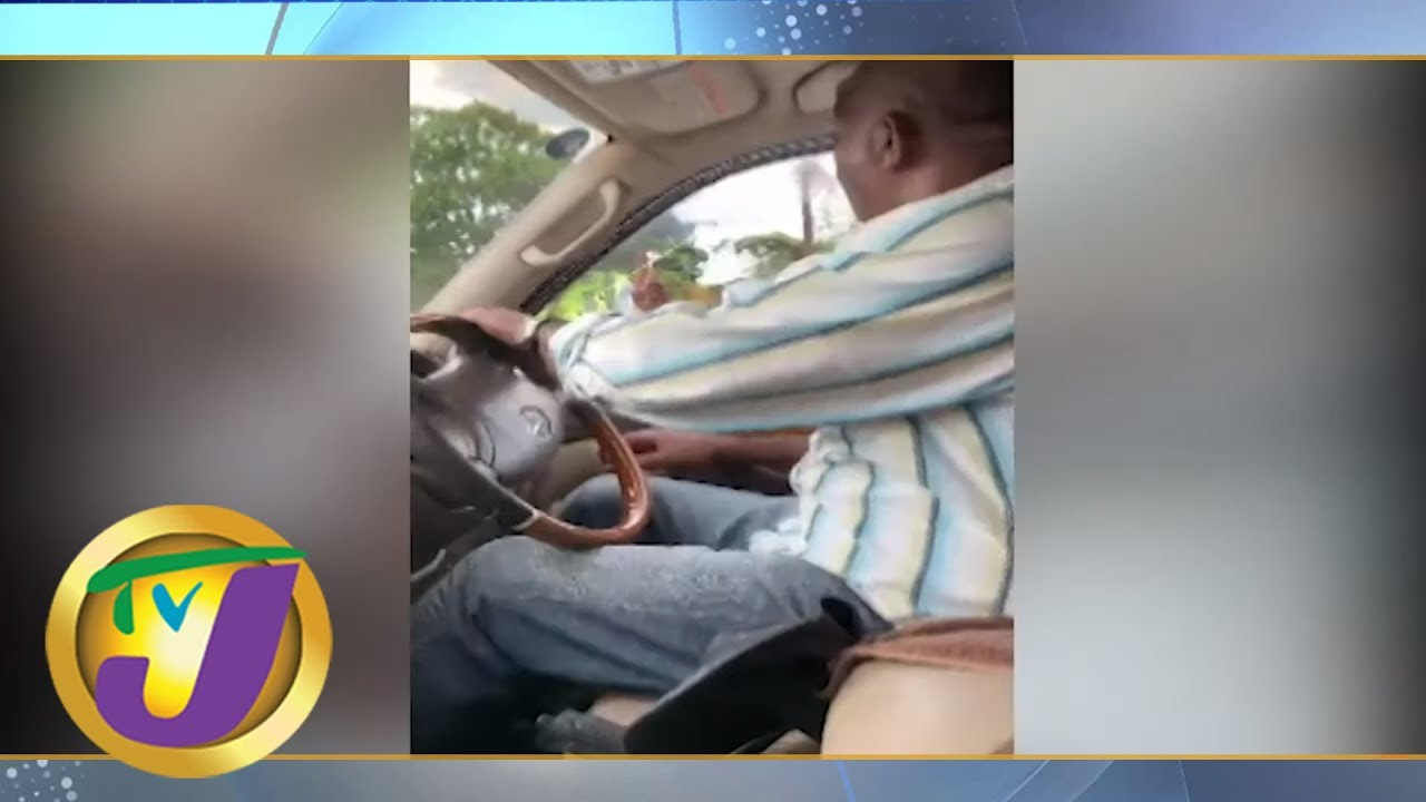TVJ News Today: Senior Retired Cop Pepper Sprayed - Midday - June 7 2019