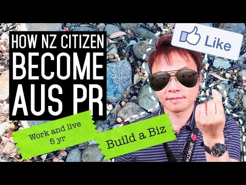 How A NZ Citizen Could Become Australian Permanent Resident