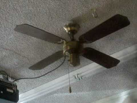 42 Quot Unknown Topmount Spinner Ceiling Fan Youtube