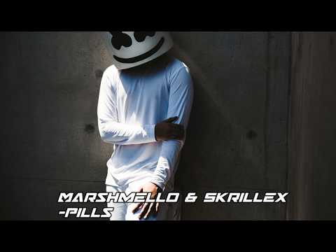 Marshmello & Skrillex - Pills [New Song 2017]