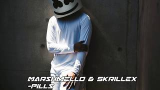 Marshmello & Skrillex - Pills (New Song 2017) (Original Mix)