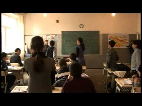 Macmillan Observations Visit in Tbilisi Public School # 161