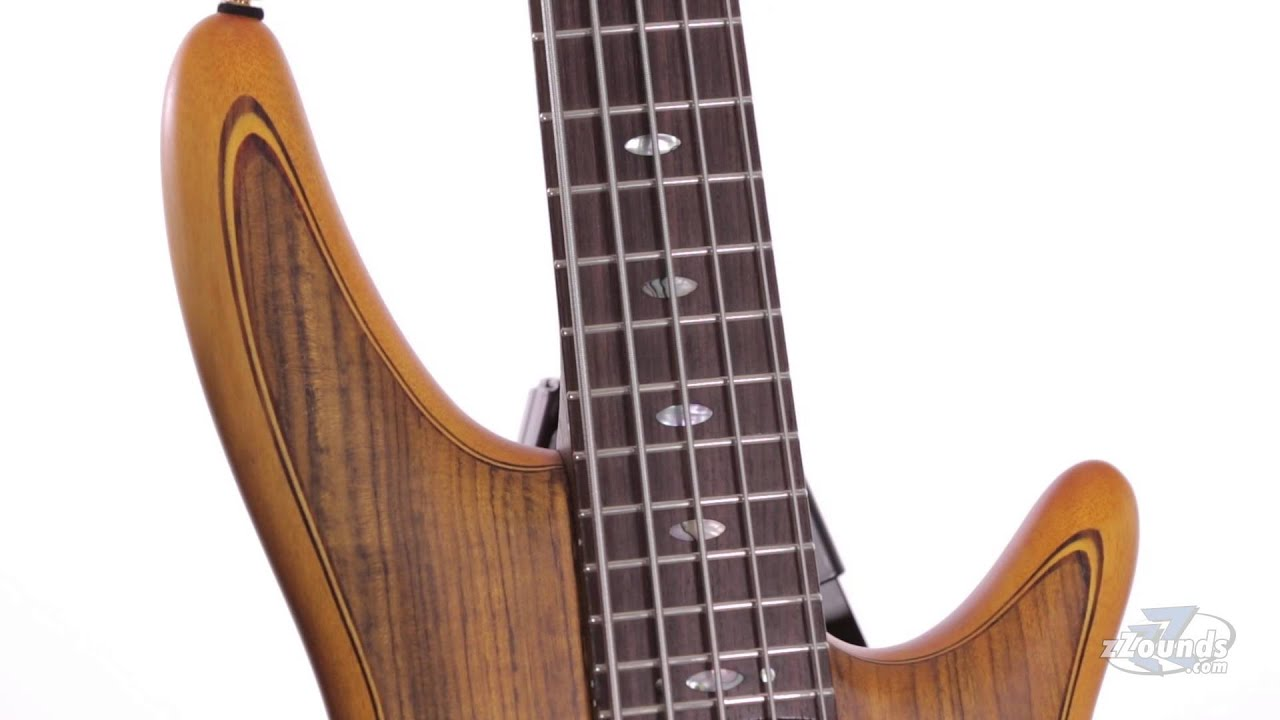 zzounds ibanez sr1205e sr premium electric bass youtube