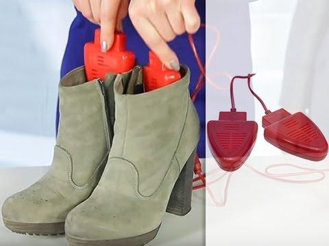 Обзор : Сушилка для обуви - YouTube